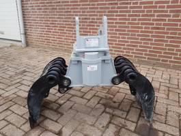 grapple attachment Pladdet Sloop-sorteergrijper type PRG1