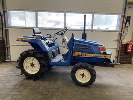 farm tractor Iseki TU140 4WD 17 PK minitractor