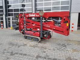 Gelenk-Arbeitsbühne auf Raupen Hinowa Lightlift 20.10 2018