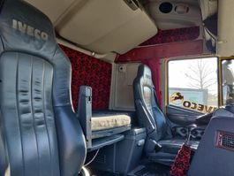 cab over engine Iveco AS440S56TZ 8X4 Stralis 120TON | Manual + Intarder | Euro5 Cursor13 engine 560HP 2008