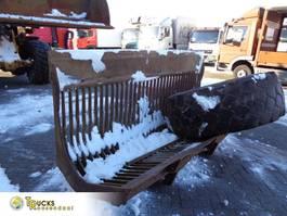 digger bucket Volvo Open Shovel + 2 Tires