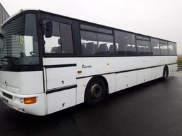 tourist bus Iveco MANUAL GEARBOX 63 SEATS 2003