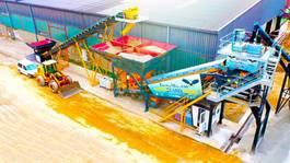 concrete batching plant FABO TURBOMİX 100 CE QUALITY NEW GENERATION MOBILE CONCRETE MIXING PLANT 2021