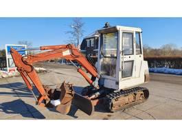 mini digger crawler Kubota KH-51
