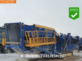 Siebanlage Fintec 542 Straight out of work - From first owner 2006
