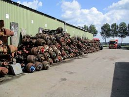Axle truck part BPW / SAF / ROR DIVERSE