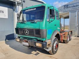 cab over engine Mercedes-Benz SK 2232 2232 S 6X4 tractor unit - 388.000km 1980