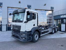 container truck MAN New Generation 26.430 6x2-4 BL-NN AJK containerhaak 2022