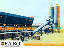 concrete batching plant FABO FABOMIX COMPACT-120 CONCRETE PLANT | CONVEYOR TYPE 2021