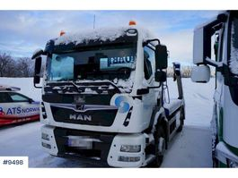 container truck MAN TGM with JOAB build with low KM 2020