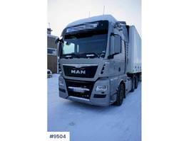 cab over engine MAN TGX 26.480 truck 2015