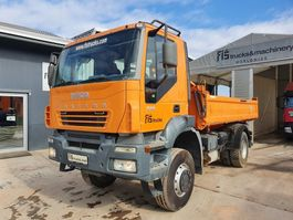 tipper truck > 7.5 t Iveco TRAKKER AD190T31W 4x4 Meiller tipper - 1.st owner 2006