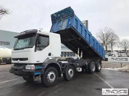 tipper truck > 7.5 t Renault 4 20 Sleeper cab - Manual - Big axles - Deux ponts 2003