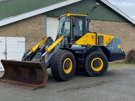 wheel loader Werklust WG35D 2000