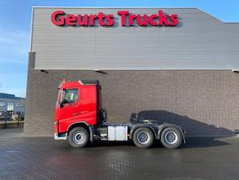 cab over engine Volvo FH 500 6X4 TRACTOR WITH TIPPER HYDRAULIC EURO 6 2015