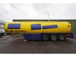 Tankauflieger Auflieger ROHR 3 AXLE FUEL TANK 40.500ltr 2012