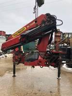 loader crane Palfinger PK 13000 1998