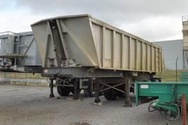 tipper semi trailer Trailor STT2CB - 23.5 M3 ALUMINIUMKIPPER