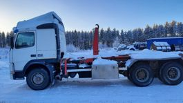 chassis cab truck Volvo FM12-420 chasis 2001