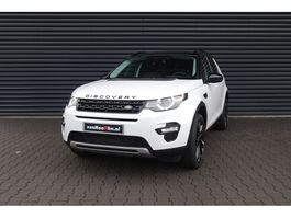suv car Land Rover Discovery Sport 2.2 SD4 4WD HSE Black Pack - 20'' - Camera 2015