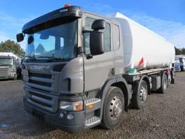 tank truck Scania P310 8x2*6 24.500 l. ADR 2008