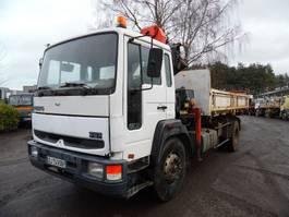 LKW Kipper > 7.5 t Volvo FS 7.19 kipper met kraan