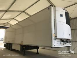 refrigerated semi trailer Schmitz Cargobull Semiremolque Frigo Multitemperatura Dos pisos 2014