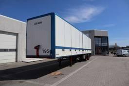 sliding curtain semi trailer Kel-Berg 34 pl. 2012
