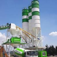 concrete batching plant FABO POWERMIX-130 CONCRETE PLANT | NEW GENERATION 2021