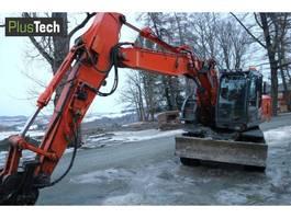 wheeled excavator Hitachi ZX170W 2013