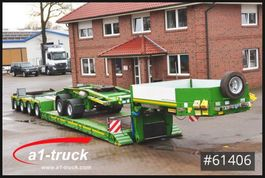 lowloader semi trailer Faymonville STBZ-4VA, 4+2  Tele, Extandable, Dolly, super low 2012