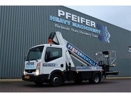 LKW-Arbeitsbühne Palfinger P260B Valid inspection, *Guarantee! Driving Licenc 2011