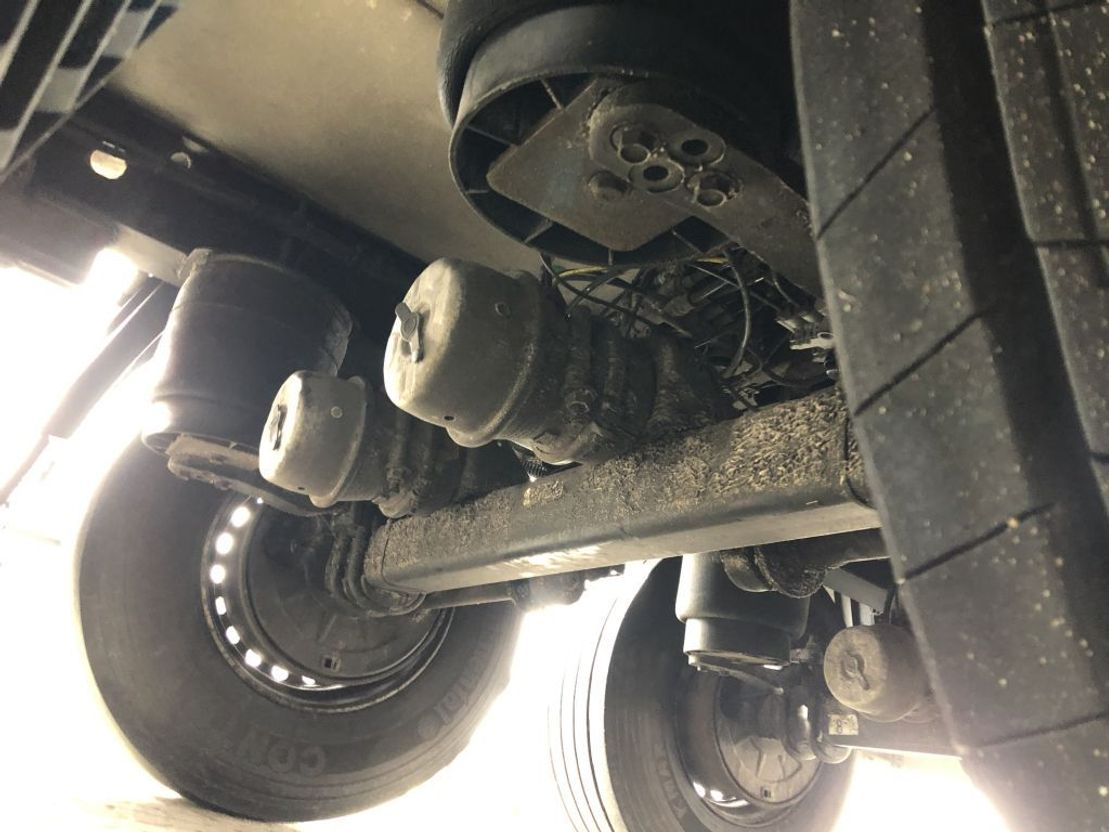 Kühlauflieger Krone Krone | Koel-vries | Frigo | Kühlkoffer | City trailer + Carrier + taillift 2011