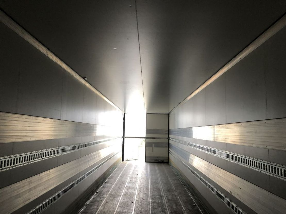 Kühlauflieger Krone Koeloplegger | TiefKuhl | Frigo | Taillift 2013
