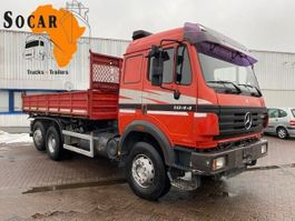 tipper truck > 7.5 t Mercedes-Benz SK 2644 V8 6x2 Tipper truck (EPS Three Pedals) 1998
