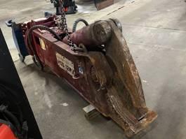 hydraulic shear Hydraram HSS12 Schrootschaar Scrap Shear Schrottschere 2017