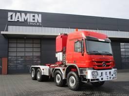 heavy duty tractorhead Mercedes-Benz Actros  4860 AS 8x8 SLT TITAN Prime Mover 2014
