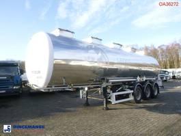 Tankauflieger Auflieger BSL T Chemical tank inox 33 m3 / 1 comp 2000