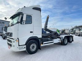 container truck Volvo FH 480 6X2 2008