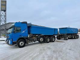 tipper truck > 7.5 t Volvo FM 500 D13- -8X4/4600 2010