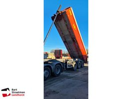 tipper semi trailer ATM OKA 15/27 2001