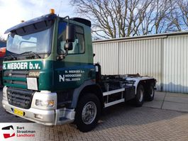 container truck Ginaf X 3232 S X3232S 6x4 Manual Kettingsysteem 2002