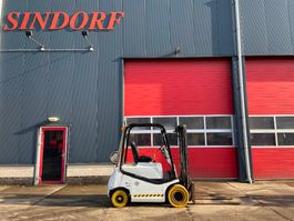 forklift BT C4G180D 1800 KG Triplo / freelift / sideshift 2009
