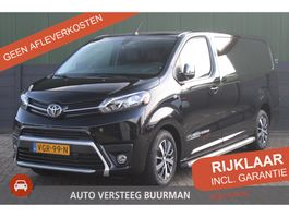 closed lcv Toyota ProAce Worker 2.0 D-4D Professional Long Navigatie, Airco, Cruise control 2020