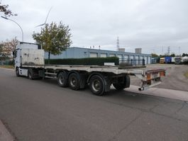 drop side semi trailer Renders ROC 12.27 E met stuuras 1995