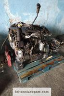Engine truck part Nissan B4.40 4 cylinder engine and ZF manual gearbox. 2000