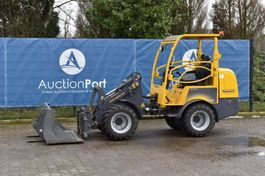 articulated loader Eurotrac W12S 2020