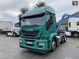 cab over engine Iveco AT 460 6x2 - EURO 6 - TOP CONDITION 2014