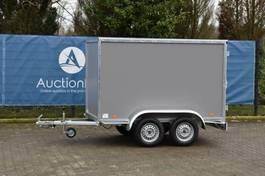 closed box car trailer Aanhangwagen 01T 2020