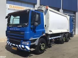 garbage truck DAF CF 250 FAG 75 Manual 2008